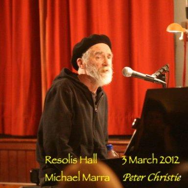 Michael Marra - Resolis Hall
