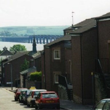 Tay Bridge from TB bar