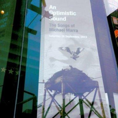 Optimistic Sound Poster