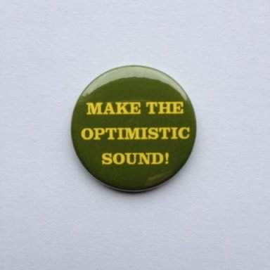 optimistic sound