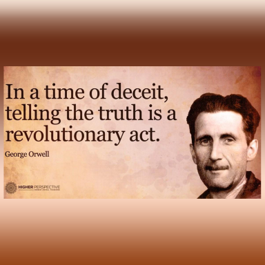 the totalitarian tiptoe